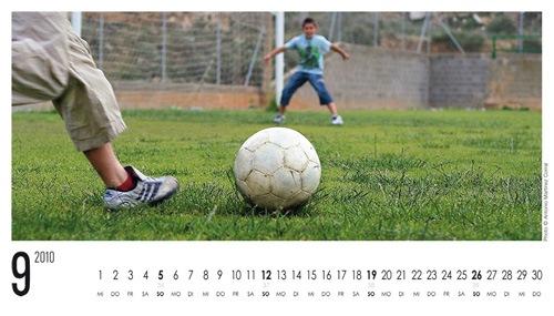 Calendario - septiembre