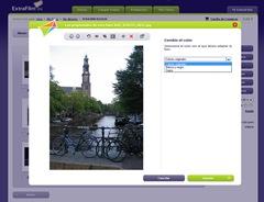 Revelado online Extrafilm: Ajustes de imagen