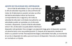 Manual de instrucciones de la Zenit 122 (texto optimizado)