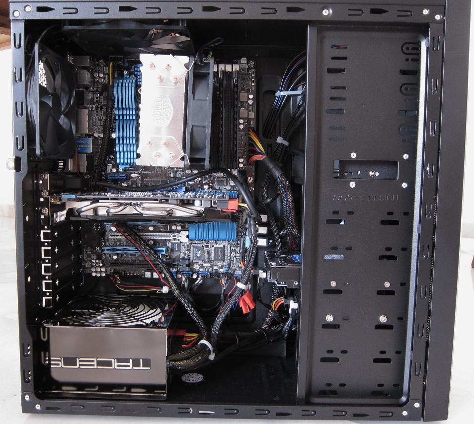 Ordenador nuevo, ordenador viejo - Instantes