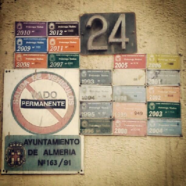 Instagramas: Estampas de Almería: 1997