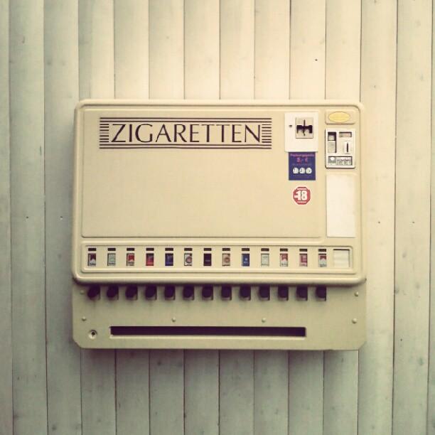 Instagramas: Zigaretten