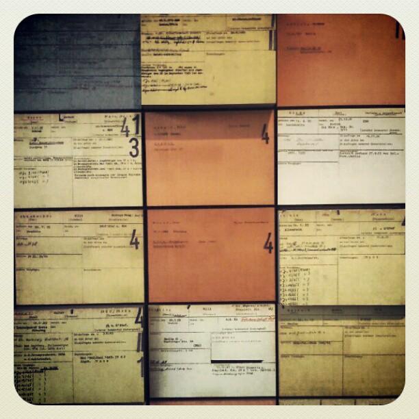 Instagramas: Registros