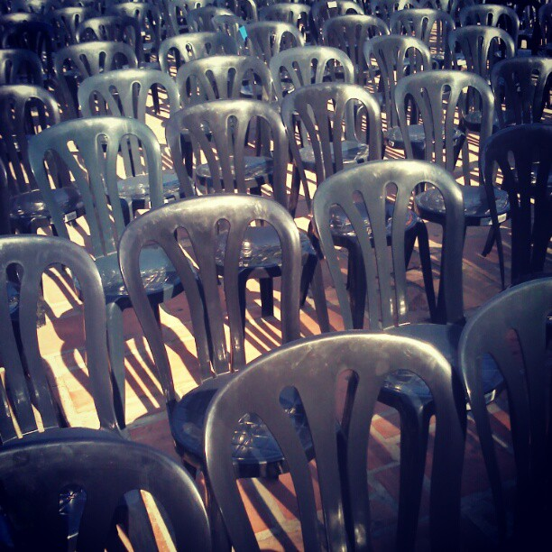 Instagramas: Chair chain