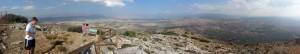 Panorámica desde el Jabalcón