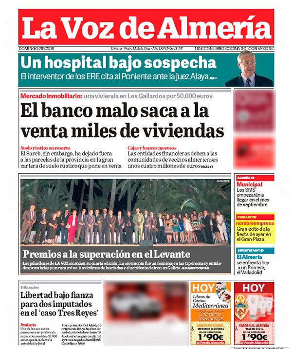 La voz de Almería