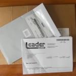 Contenido del paquete Leaderfoto