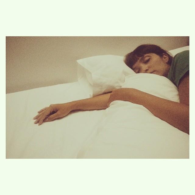 Instagramas: I don't sleep, I dream
