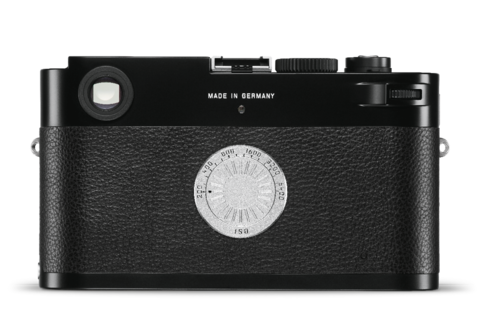 Leica M-D (Typ 262) Parte trasera