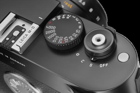 Detalle de la Leica M-D (Typ 262)