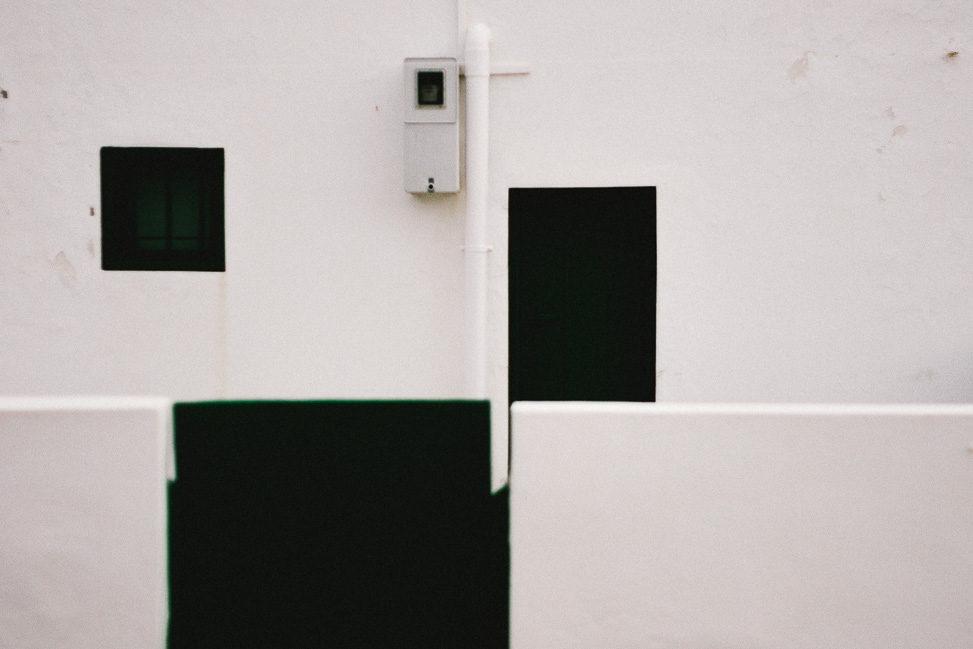 Foto semanal: Rectángulos y fachada de Antonio Martínez Corral (semana 23)