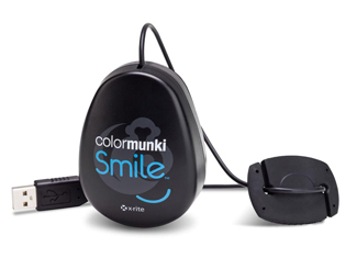 X-Rite ColorMunki Smile