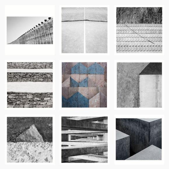 Mosaico de fotos de instagram de Jose Conceptes