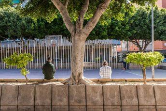 Foto semanal: El primer paso de Antonio Martínez Corral (semanal 45)