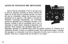 Manual de instrucciones de la Zenit 122 (escaneado)
