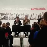 Presentación de la antología de Gervasio Sánchez en el CAF