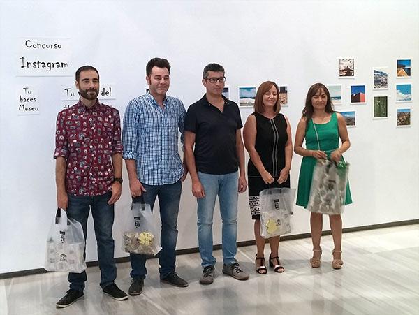 Premiados en el concurso de fotografía del Museo de Almería 2016