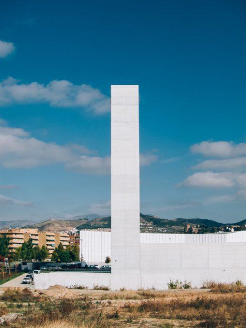 Foto semanal: Muros al cielo de Antonio Martínez Corral (semana 38)