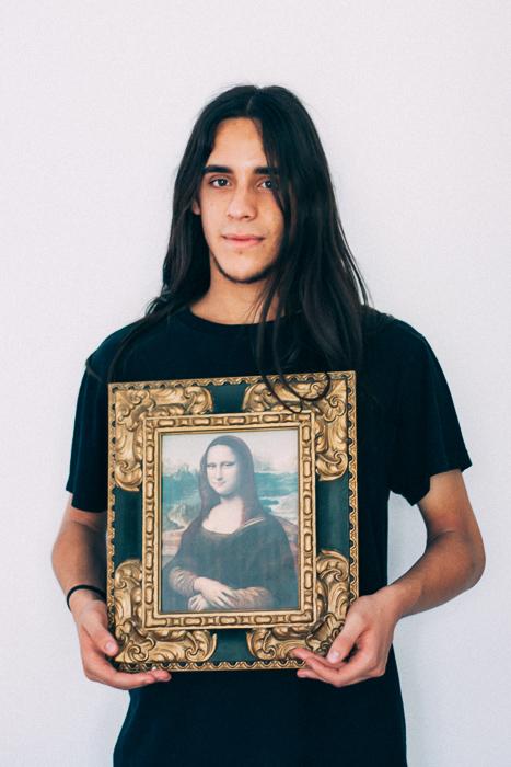 Foto semanal: La sonrisa de Antonio Martínez Corral (semana 44)