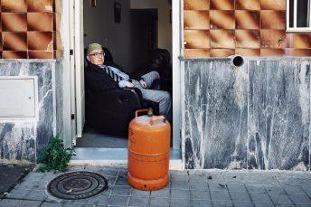 Foto semanal: Esperando al butanero de Antonio Martínez Corral (semanal 49)