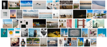Collage con todas las fotos semanales de instantes.net