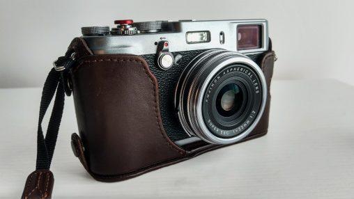La que era mi Fujifilm X100S