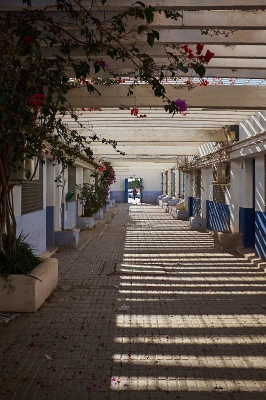 Fotos del Puche [serie] Centro de educación de adultos
