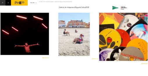 """La foto """"Los lectores"""" en la galería semanal de imágenes seleccionadas de la convocatoria #siguelacultura de PhotoEspaña"""