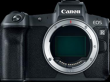 Candidata a cámara perfecta: Canon R/RP