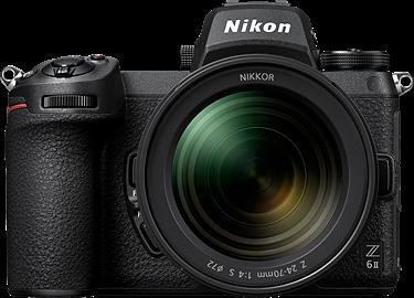 Candidata a cámara perfecta: Nikon Z6 II